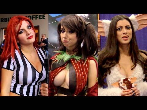 Cosplayer Geek Trivia Challenge: Comic-Con 2015 Edition