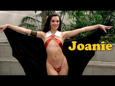 Joanie Brosas Interview: Los Angeles Comic Con 2016