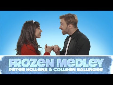 Frozen Medley by Peter Hollens feat. Colleen Ballinger