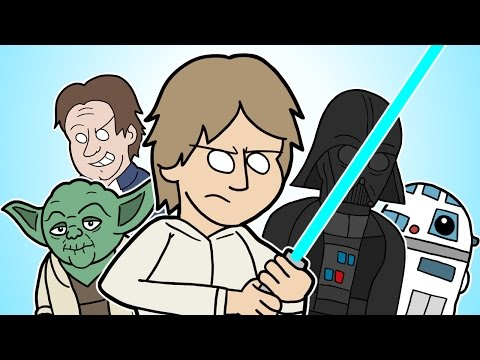 The Empire Strikes Back The Musical - Animation Parody Song