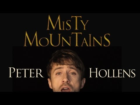 "Howard Shore  ""Misty Mountains Cold"" Cover by Peter Hollens"