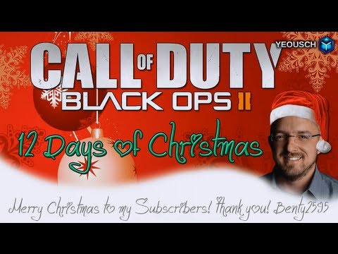 12 Days Of Christmas BO2 Song