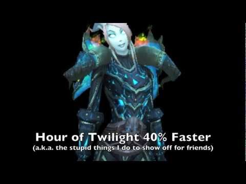 Hour Of Twilight 40% Fasterrrrr