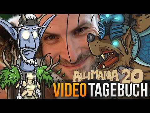 Allimania 20 Video-Tagebuch - Teil 6