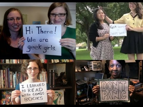 Geek Girls: Nothing To Prove