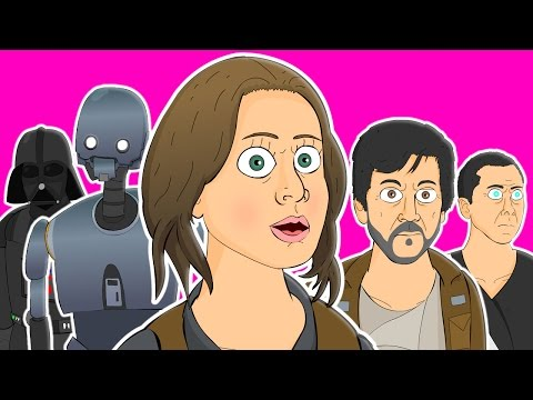 Rogue One The Musical - Animated Parody Song