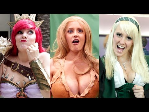 Cosplayer Geek Trivia Challenge: WonderCon 2014 Edition