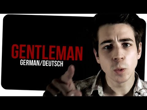 Gentleman (german/deutsch)
