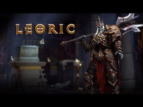 Heroes Of The Storm - Leoric