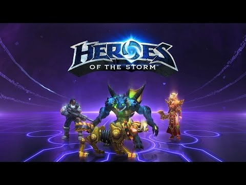 Heroes of the Storm - Founder's Pack