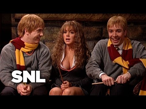 Harry Potter: Hermione Growth Spurt - Saturday Night Live