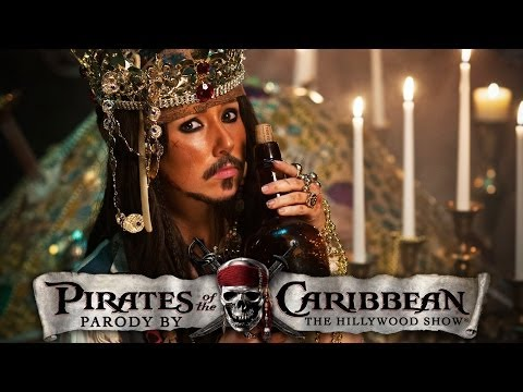 Pirates Of The Caribbean Parody