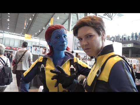 ComicCon Germany 2016