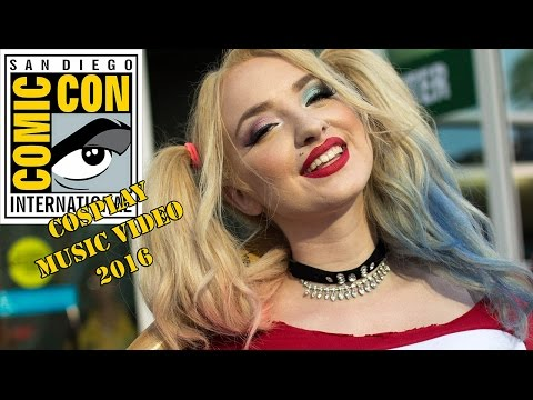 San Diego Comic Con  Cosplay Music Video 2016