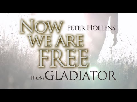 Gladiator Theme - Now We Are Free - Cover by Peter Hollens
