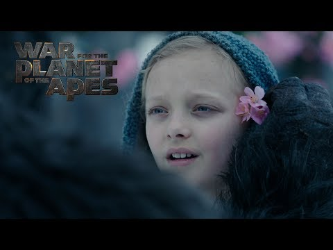 War For The Planet Of The Apes | Meeting Nova