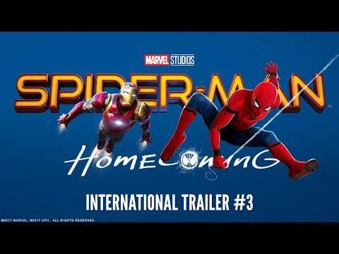 Spider-man: Homecoming - International Trailer