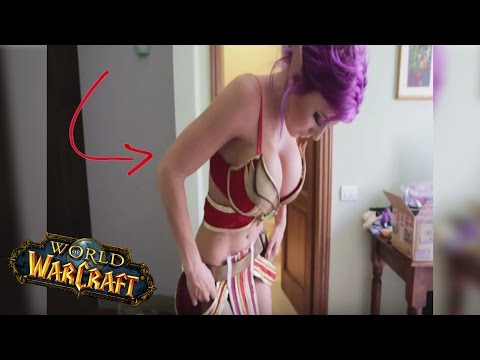 10 Sexiest World of Warcraft Players (Cosplayer)