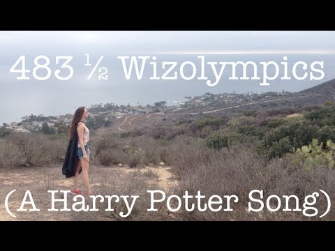 Harry Potter Song - Tribute To The Wizolympics 483 ½