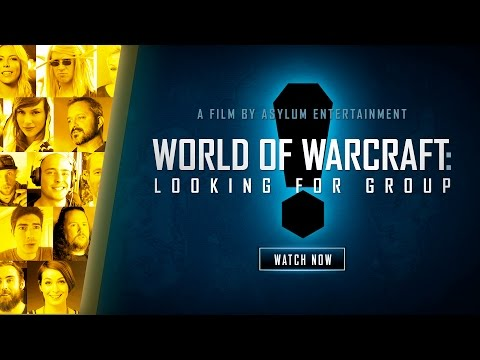 World of Warcraft: Looking For Group - Documentary