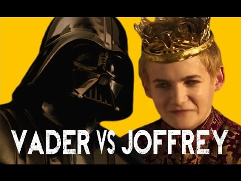 Darth Vader Kills King Joffrey