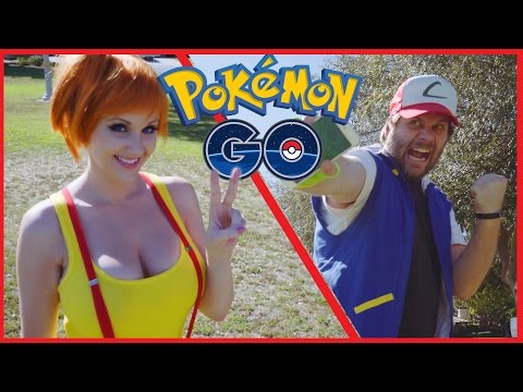 Pokemon Go! Theme Song Parody